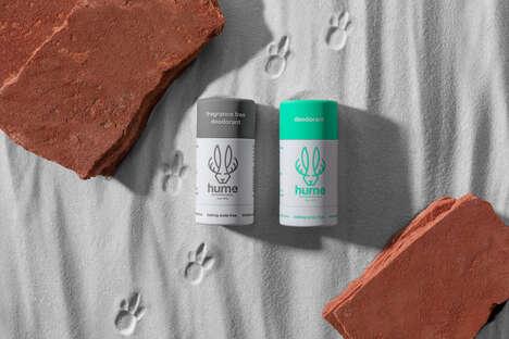 Cruelty-Free Probiotic Deodorants