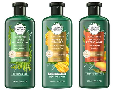 Nature Conservation Haircare Initiatives