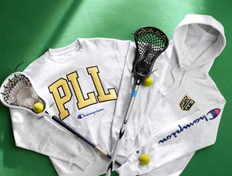 Lacrosse Sportswear Collaborations