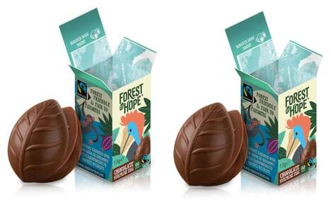 Fairtrade Chocolate Eggs