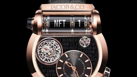 Luxury Virtual Watches