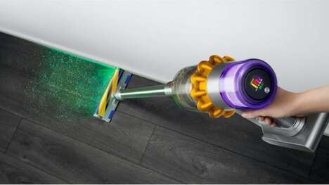 Laser-Integrated Vacuums