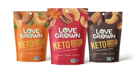 Keto-Friendly Granolas