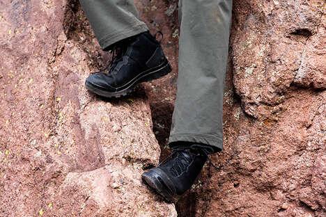 Lightweight Ripstop Hiking Boots