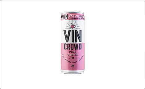 Fruity Canned Wine Spritz