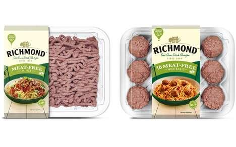 Versatile Vegan-Friendly Meat Alternatives