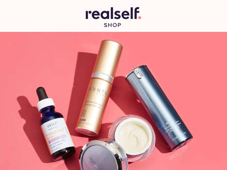 Curated Skincare Marketplaces