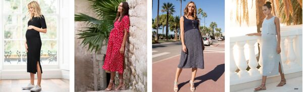10 Springy-Ready Maternity Brands
