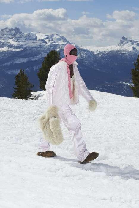 Adventurous Winter Runways