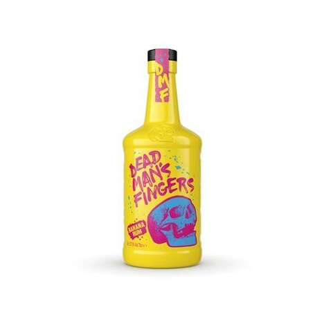 Bold Banana-Flavored Rums