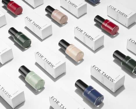 Clean Nail Polish Collections