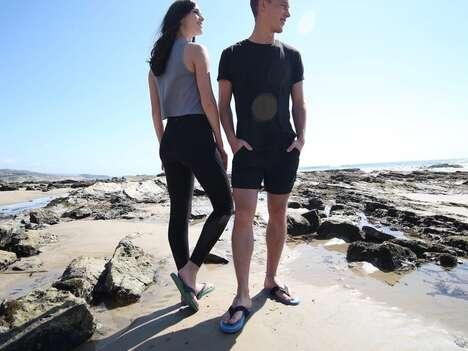 Custom 3D-Printed Sandals