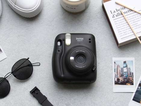 Miniature Instant Photography Cameras