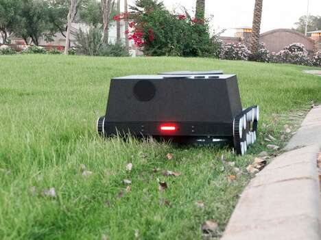 Automated Garden Care Robots