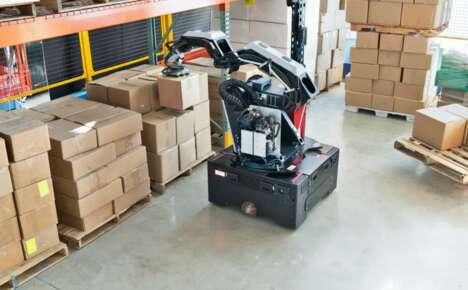 Box Moving Warehouse Robots