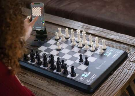 AI-Powered Chess Boards