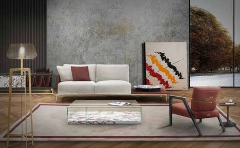 Sports Car-Inspired Decor Collections