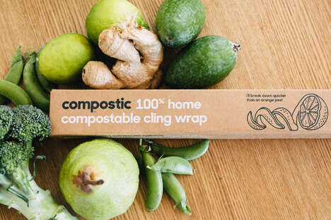Compostable Cling Wraps
