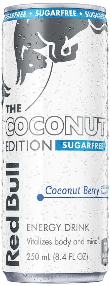 Coconut Berry Energy Drinks