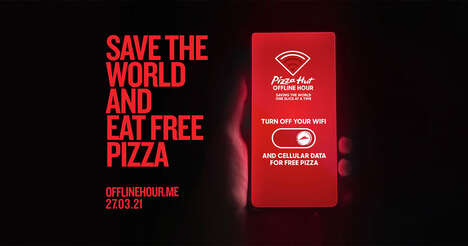 Offline Pizza Initiatives