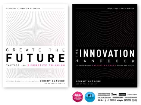 Create the Future Book Wins Gold Medal