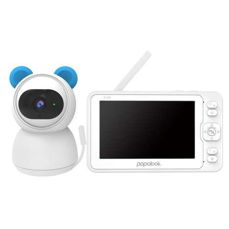Hi-Res Feature-Rich Baby Monitors