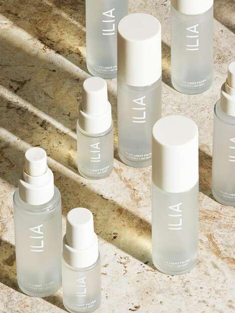 Skin-Caring Setting Sprays