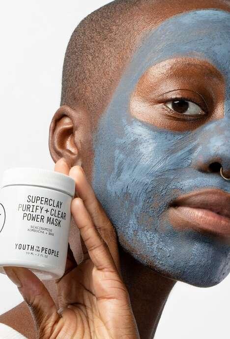 Triple-Clay Skincare Masks