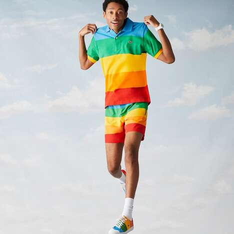 Photography-inspired Sportswear Collections
