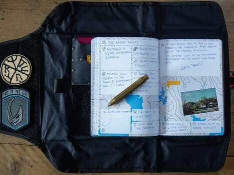 Adventurous Travel Journal Kits