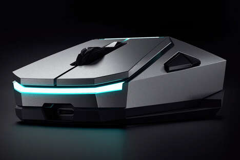 Electric SUV-Inspired Mouses