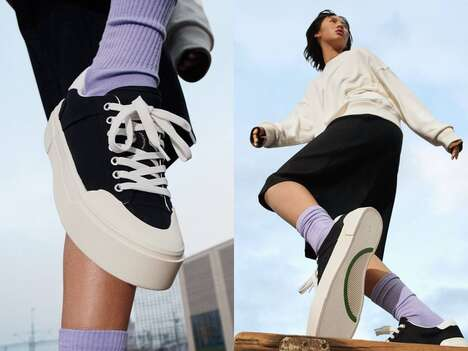 Top 100 Shoes Trends in April