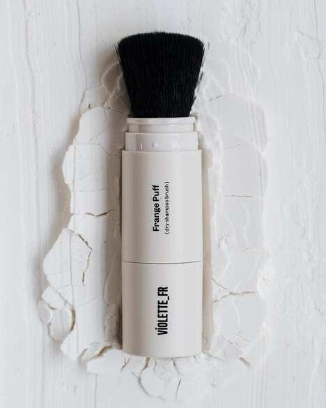 Brush-On Dry Shampoos