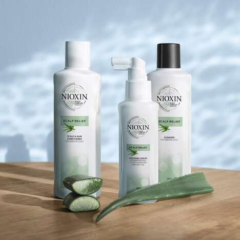 Soothing Scalp Care Systems