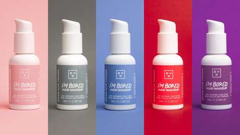 Pigmented Hair Serums