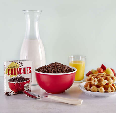Crunchy Topping Cereals