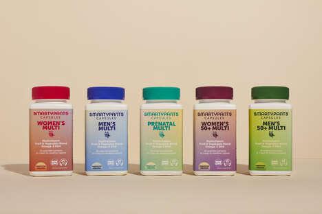 Multi-Supplement Capsules