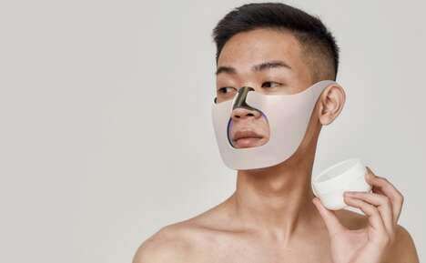 High-Tech Skincare Masks