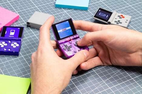 Ultra-Compact Gamer Consoles