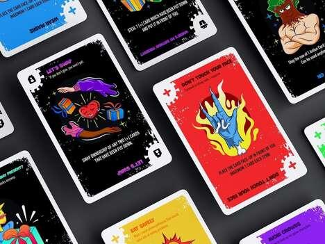 Strategic Pandemic Card Games