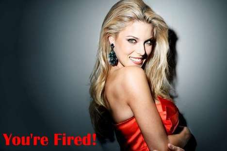 Pageant Firings - Carrie Prejean Loses Miss California Title