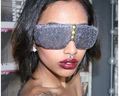 Mega Goggles - Super Duper Fly Sunglasses by Stevie Boi Look Like Lab Glasses