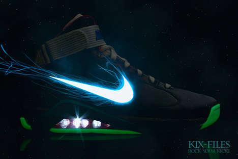 Glowing Kicks
