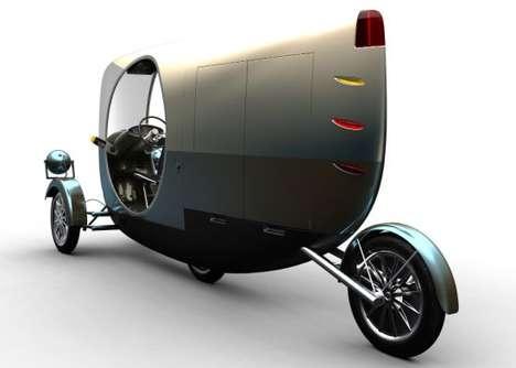 Shape-Shifting Cars