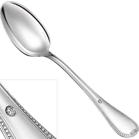 Bejeweled Spoons