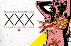 Exploding Chest Covers - 10. Deep 2009 Summer Look Book Helps the Fashionably Challanged