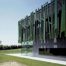 Grass Buildings - Kadawittfeldarchitektur Austrian Kindergarten Makes Education Green
