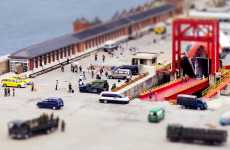 Miniature Reality Photos - Different Cities Around the World Captured Tilt-Shift Style