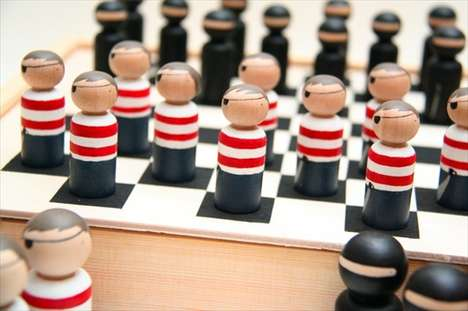 Fantasy Chess Sets