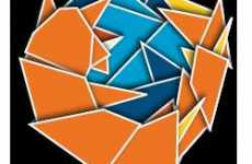 30 Fauxrigami Creations - Folded & Angled Innovations That Aren't Made of Paper